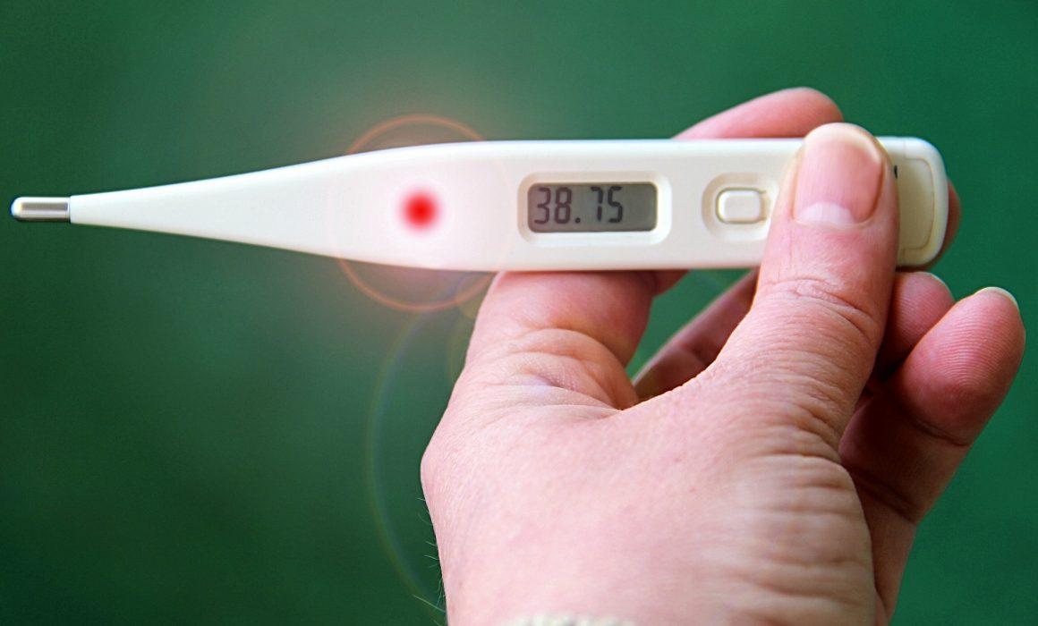 Fieber, Erkältung, Tipps, Gesundeit